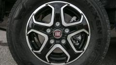 Nuovo Fiat Ducato 2021: un occhio allo stile, i cerchi sono in lega leggera a 5 razze