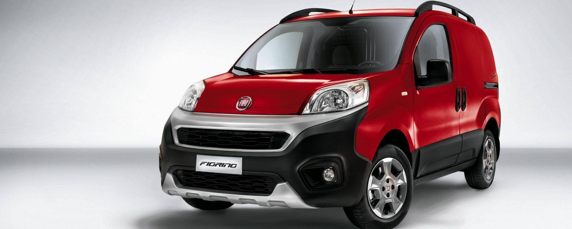Fiat Fiorino 2016: le novità del restyling