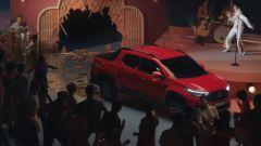 Nuovo Fiat Strada: un testimonial d'eccezione...