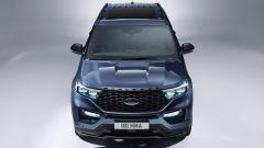 Nuovo Ford Explorer, ecco l'hybrid super Suv. 450 cavalli - Immagine: 2