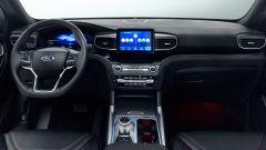 Nuovo Ford Explorer, ecco l'hybrid super Suv. 450 cavalli - Immagine: 6