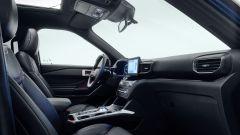 Nuovo Ford Explorer, ecco l'hybrid super Suv. 450 cavalli - Immagine: 8