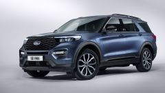 Nuovo Ford Explorer 2019