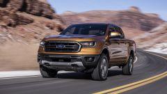 Nuovo Ford Ranger 2018: ritorna il pick mid size  - Immagine: 1