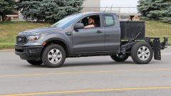 Nuovo Ford Ranger 2019, foto spia