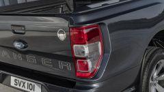 Nuovo Ford Ranger MS-RT: i fari posteriori visti da vicino
