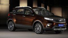 """Nuova Ford Territory, un Suv """"cinese"""" per combattere Jeep Compass"""