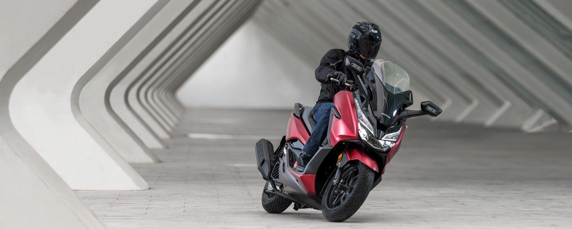 Nuovo Honda Forza 125