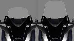 Nuovo Honda Forza 300 2018 ha il parabrezza regolabile elettricamente