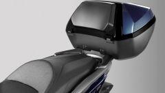 Nuovo Honda Forza 300 2018: il bauletto opzionale
