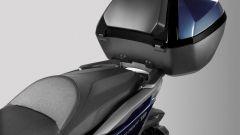 Nuovo Honda Forza 300 2018: il bauletto