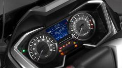 Nuovo Honda Forza 300 2018: il quadro strumenti