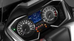 Nuovo Honda Forza 300 2018: il quadro trumenti