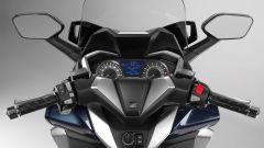 Nuovo Honda Forza 300 2018: la plancia