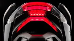 Nuovo Honda Forza 300 2018: le luci posteriori