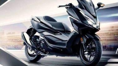 Nuovo Honda Forza 350