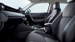 Nuovo Honda HR-V: i sedili anteriori