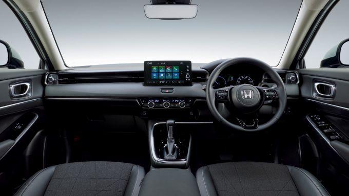 Nuovo Honda HR-V: il nuovo abitacolo