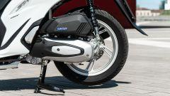 Nuovo Honda SH 150i 2020, il nuovo motore è Euro 5