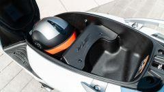 Nuovo Honda SH 150i 2020, il vano sottosella è più capiente