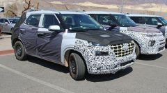 Nuovo Hyundai mini-Suv, le foto spia della futura baby Kona - Immagine: 2