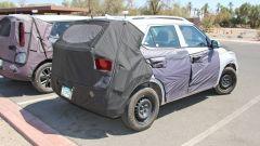 Nuovo Hyundai mini-Suv, le foto spia della futura baby Kona - Immagine: 5