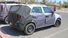 Nuovo Hyundai mini-Suv, le foto spia della futura baby Kona - Immagine: 6