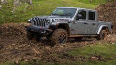 Nuovo Jeep Gladiator, la prova della stampa a Stelle e Strisce