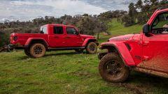 Nuovo Jeep Gladiator, il pickup provato dalla stampa Usa - Immagine: 2