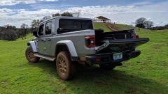 Nuovo Jeep Gladiator, il pickup provato dalla stampa Usa - Immagine: 5