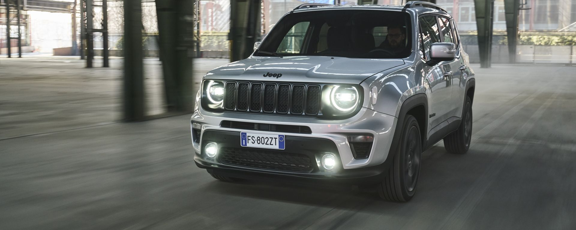 Nuovo Jeep Renegade: Allestimento S