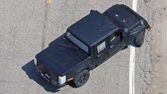 Jeep Scrambler, ecco i rendering del Wrangler pick-up - Immagine: 10