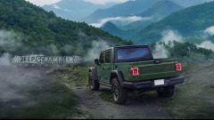 Jeep Scrambler, ecco i rendering del Wrangler pick-up - Immagine: 5