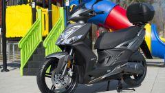 Kymco Agility 150i R16+, ritorna il 150 cc con l'ABS - Immagine: 4