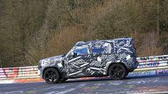 Nuovo Land Rover Defender, avanti tutta con i test più estremi - Immagine: 18