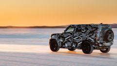Nuovo Land Rover Defender, avanti tutta con i test più estremi - Immagine: 3