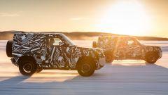 Nuovo Land Rover Defender, avanti tutta con i test più estremi - Immagine: 4