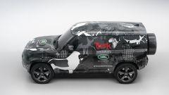 Nuovo Land Rover Defender, avanti tutta con i test più estremi - Immagine: 5