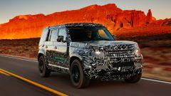 Nuovo Land Rover Defender, avanti tutta con i test più estremi - Immagine: 6