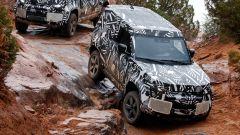 Nuovo Land Rover Defender, avanti tutta con i test più estremi - Immagine: 10