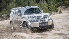 Nuovo Land Rover Defender, avanti tutta con i test più estremi - Immagine: 12