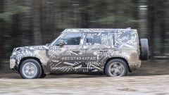 Nuovo Land Rover Defender, avanti tutta con i test più estremi - Immagine: 13