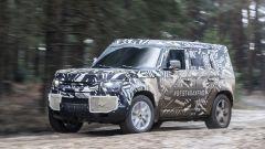 Nuovo Land Rover Defender, avanti tutta con i test più estremi - Immagine: 14