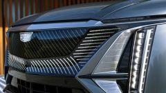 Cadillac: nuovo logo per le auto elettriche USA
