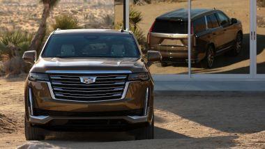 Nuovo logo Cadillac: su richiesta anche per Escalade