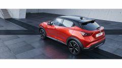 Nuovo look per la Nissan Juke