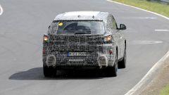 BMW X8, nuove foto spia dal 'Ring del giga SUV (poco) coupé - Immagine: 5