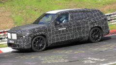 BMW X8, nuove foto spia dal 'Ring del giga SUV (poco) coupé - Immagine: 7
