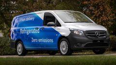 Nuovo Mercedes-Benz eVito: capacità di carico fino a 6,6 m3
