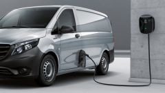 Nuovo Mercedes-Benz eVito: il commerciale tedesco 100% EV
